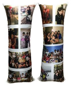 複数写真の抱き枕